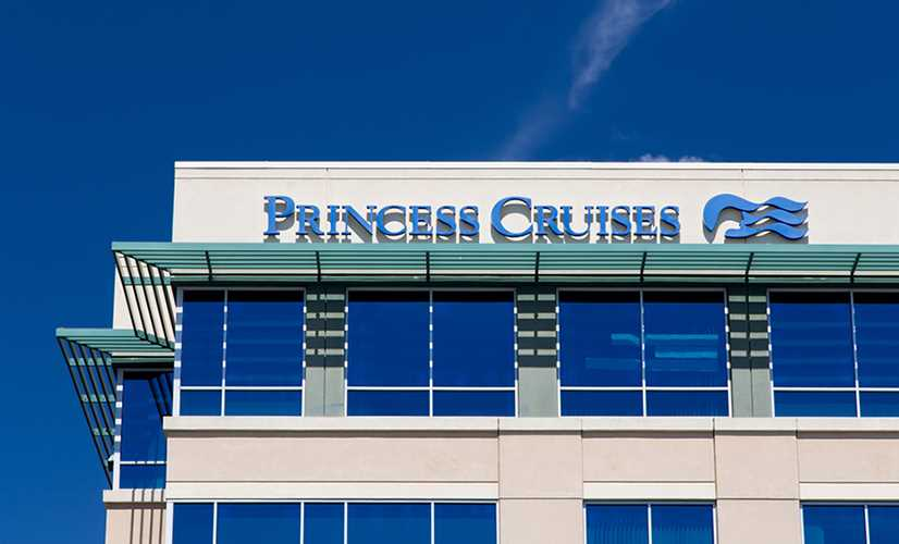 Carnival's Princess unit to pay record fine for dumping oil
