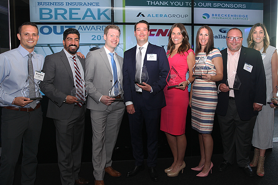 2018 Break Out Awards: Los Angeles