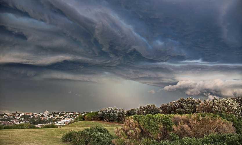 Sydney-area hailstorm