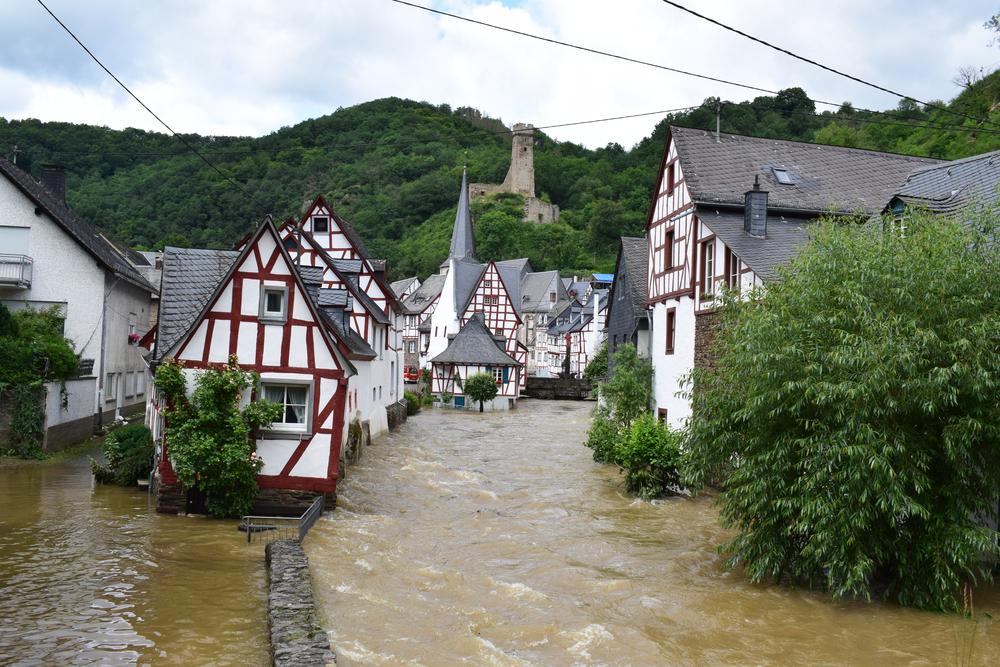 Germany floods