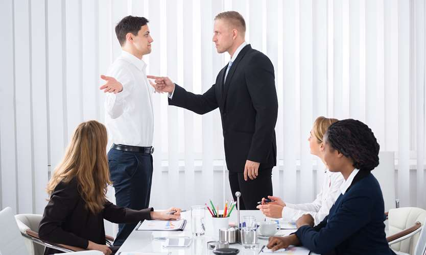 Who started it? The initial aggressor defense in workers comp cases