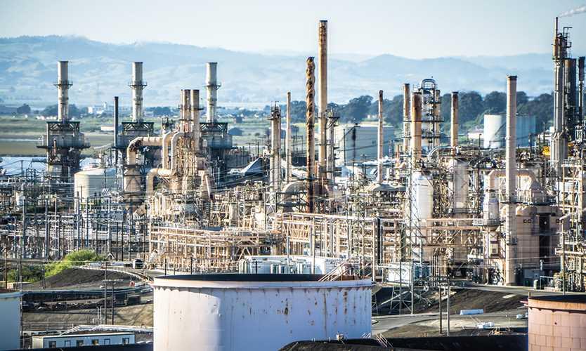 Court dismisses climate change lawsuits against top oil companies