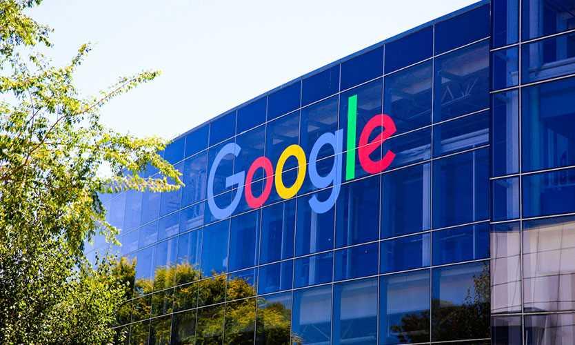 Alaphabet/Google headquarters in Mountain View, California