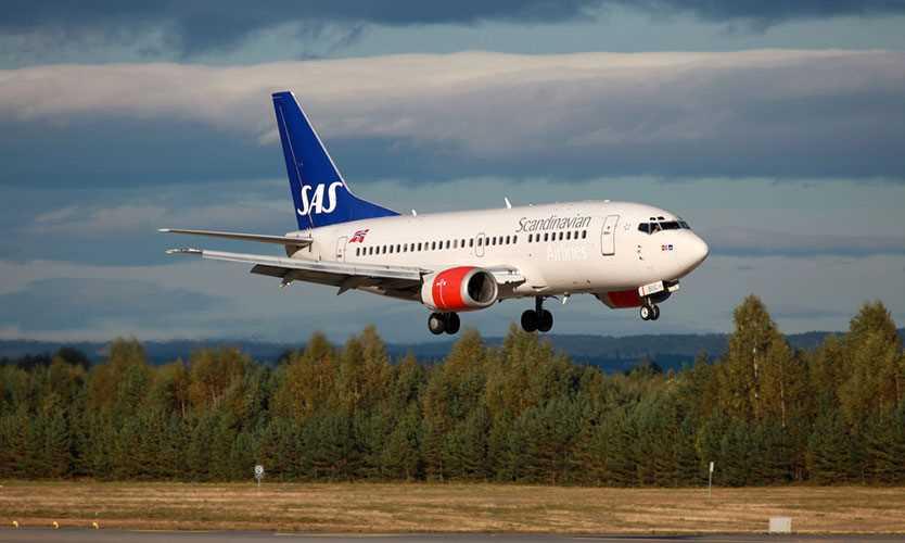 Pilots' strike forces SAS to cancel 315 flights