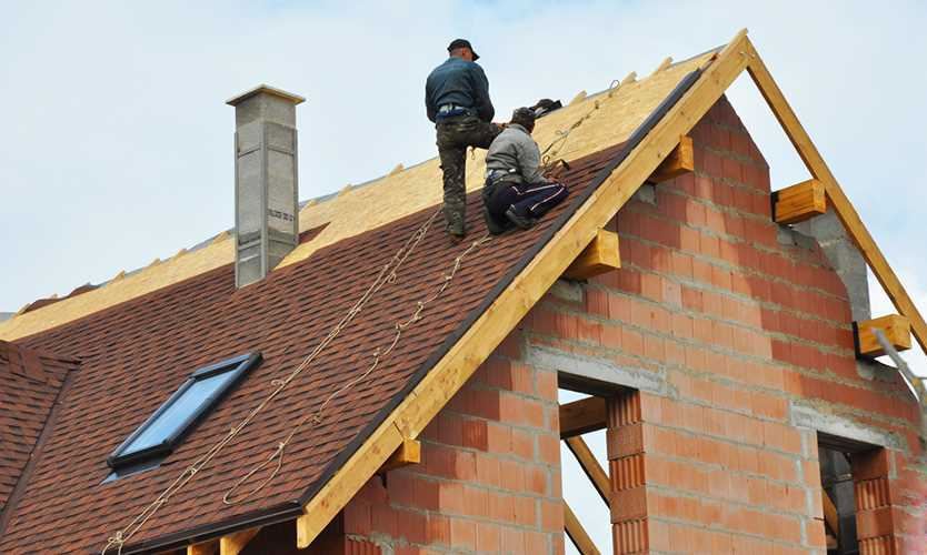 Roofing contractor cited for exposing workers to falls