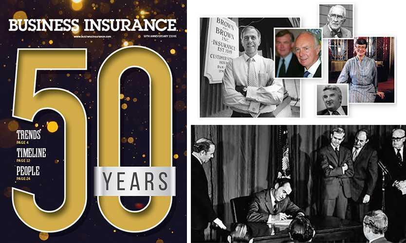 Business Insurance turns 50