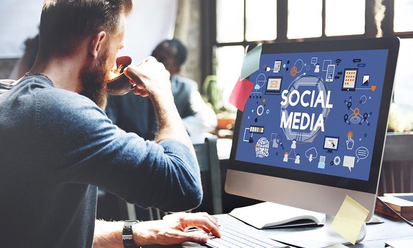 workplace social media