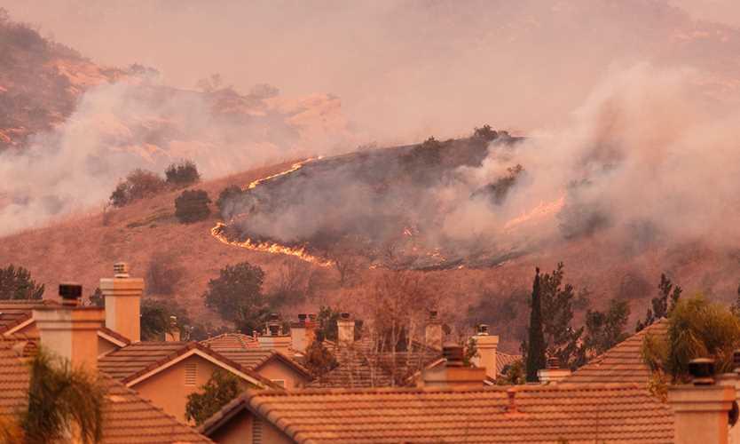 California October wildfires losses at 3 billion dollars and rising