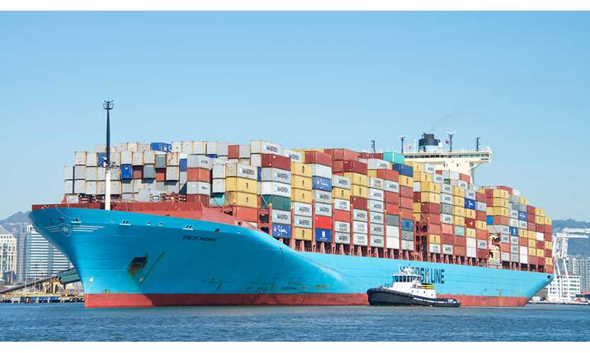 Maersk says too early to predict financial impact of Petya cyber attack