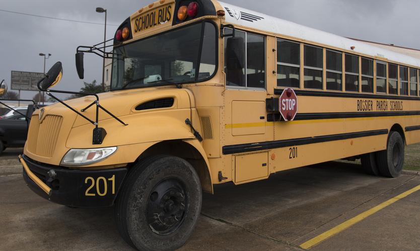 Louisiana bus