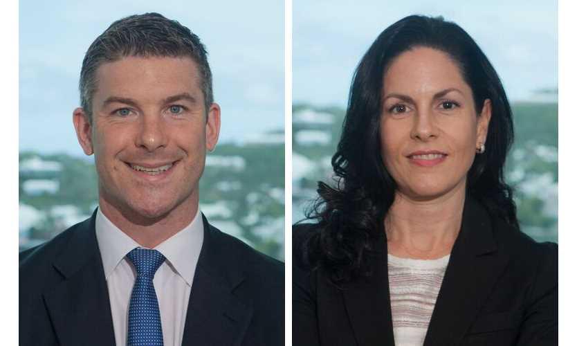 Ironshore promotes Bermuda executives