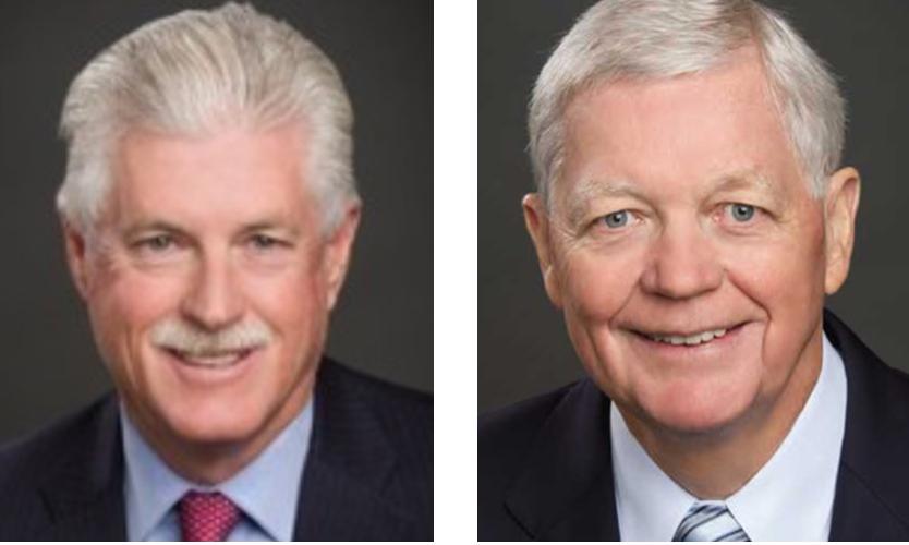 Thomas E. Riley and Jim Henderson