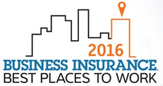 Winners announced: 2016 Best Places to Work in Insurance