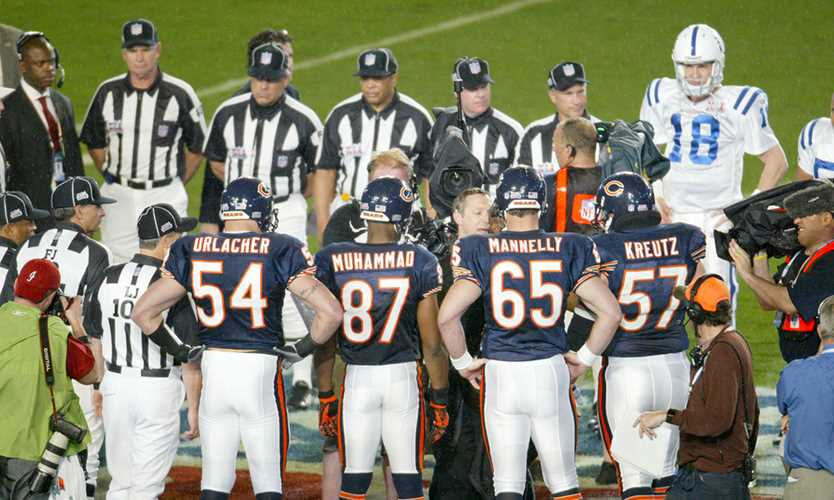 Chicago Bears turn over $12.5 million to settle comp claims