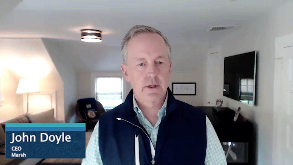 Video: The BI Interview with John Doyle, Marsh