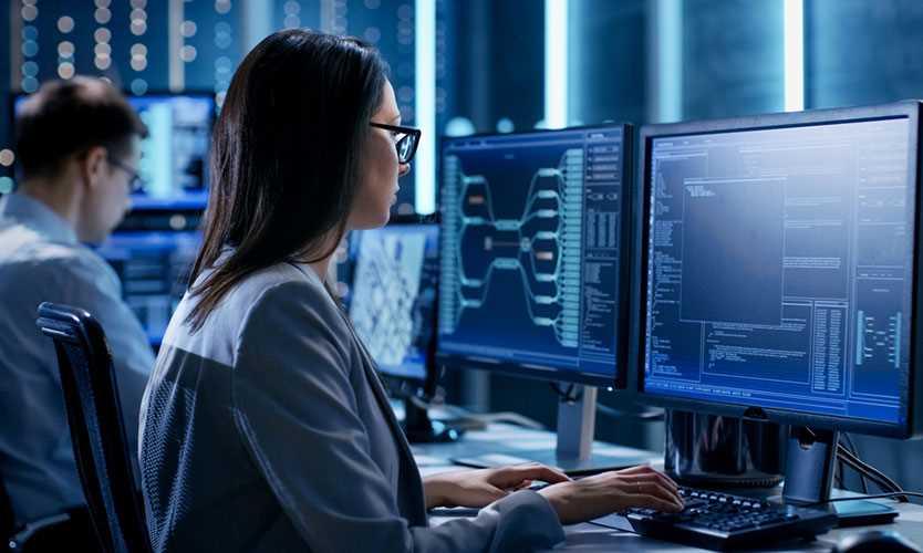 Cybersecurity engineers