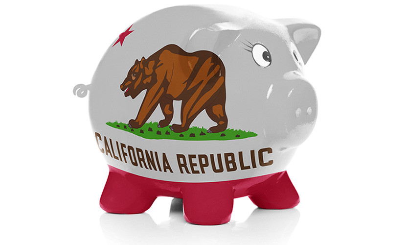 California comp savings
