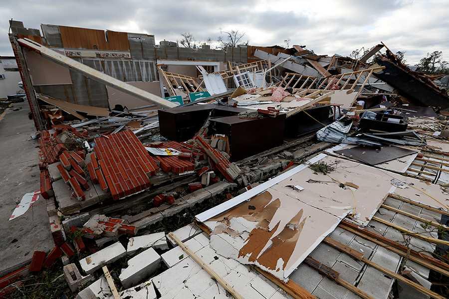Florida claims from Hurricane Michael at $1.6 billion, rising