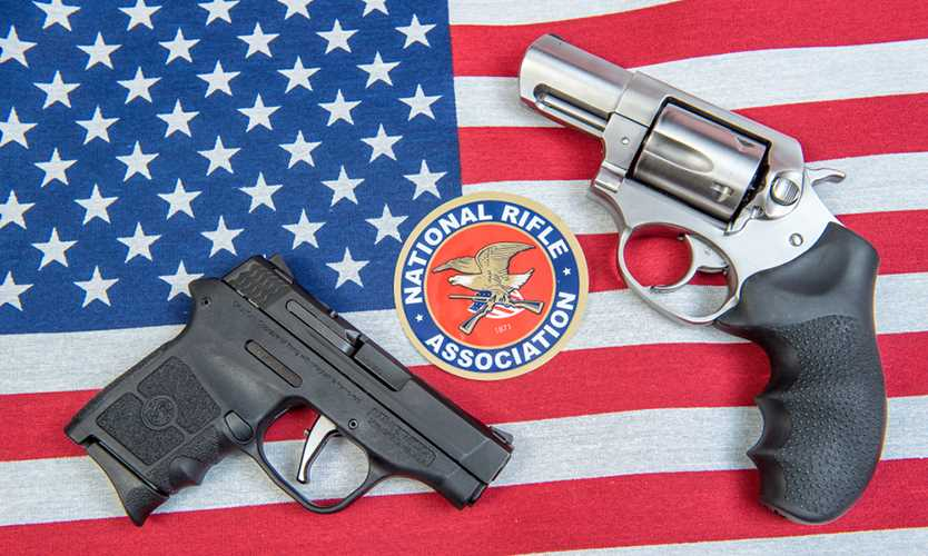 California issues cease and desist order to NRA