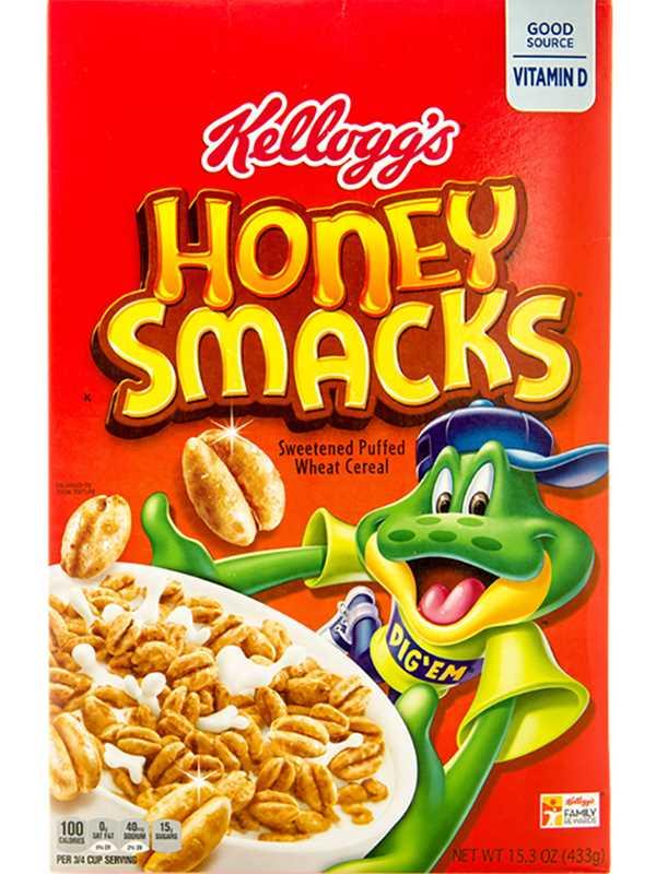 Kellogg issues massive Honey Smacks cereal recall over salmonella risk