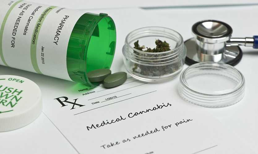 Health system sued over patient's medical marijuana disclosure