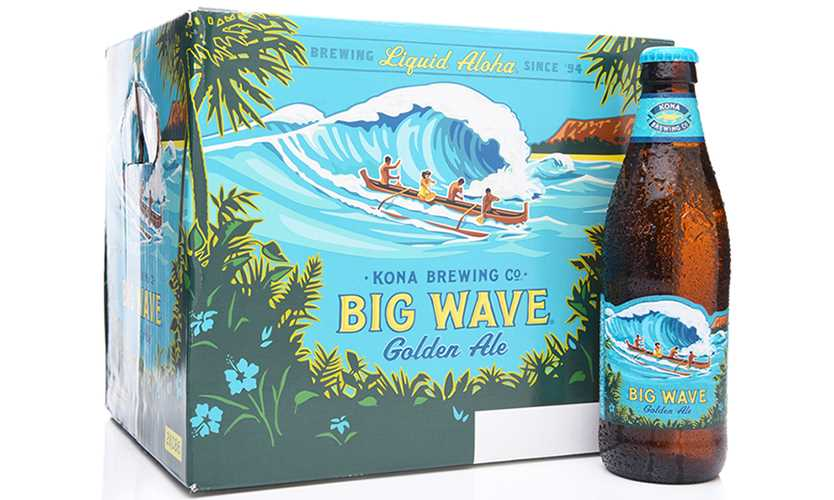 Kona beer not brewed in Hawaii? Cue the lawsuit