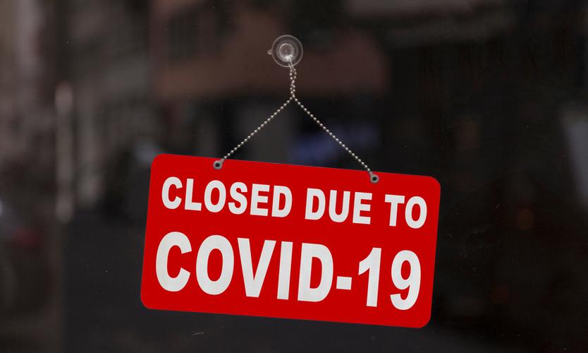 covid close