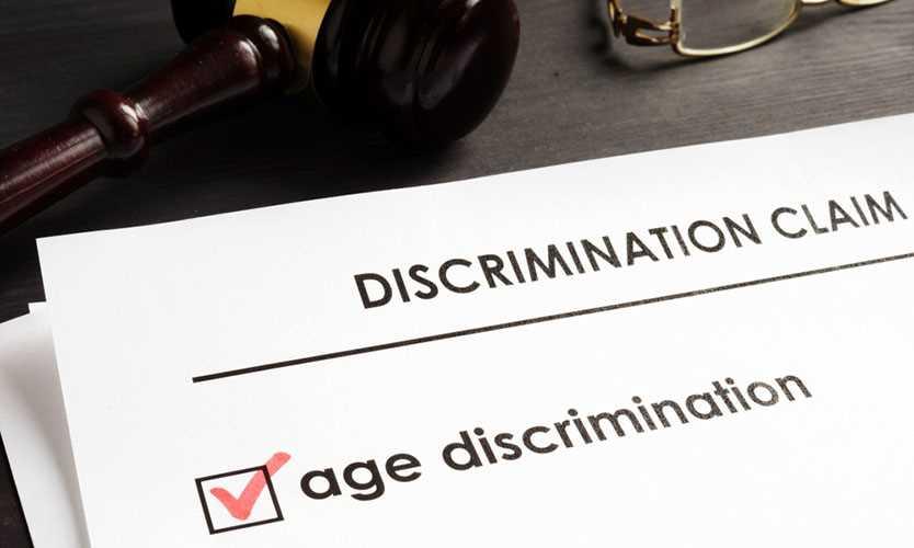 age bias claim