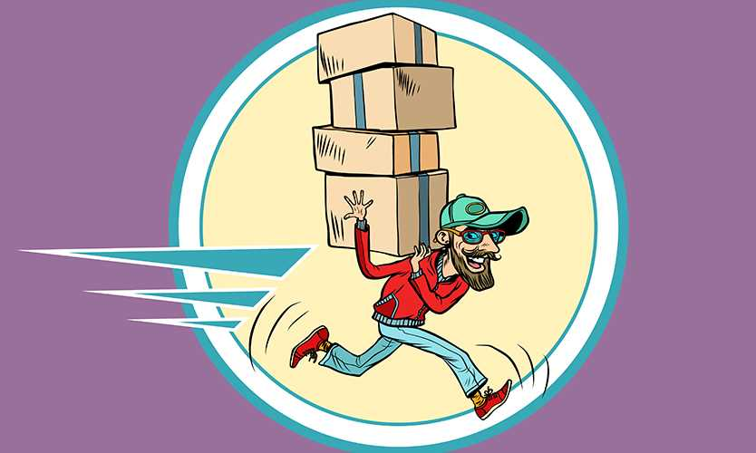 Comic book-peddling postal worker pleads guilty to disability fraud