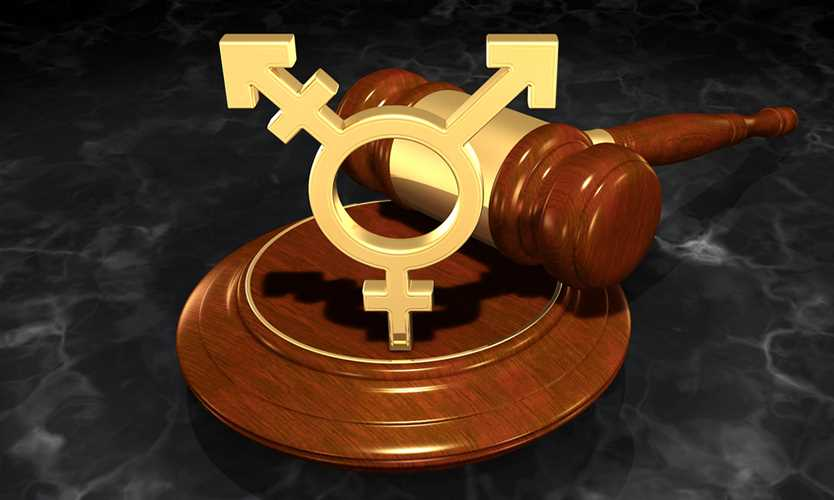 Transgender protections finding a haven under federal law Title VII Title IX