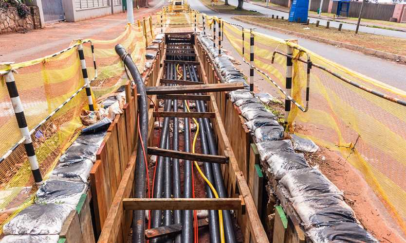 OSHA cites underground utility construction firm for cave-in hazards