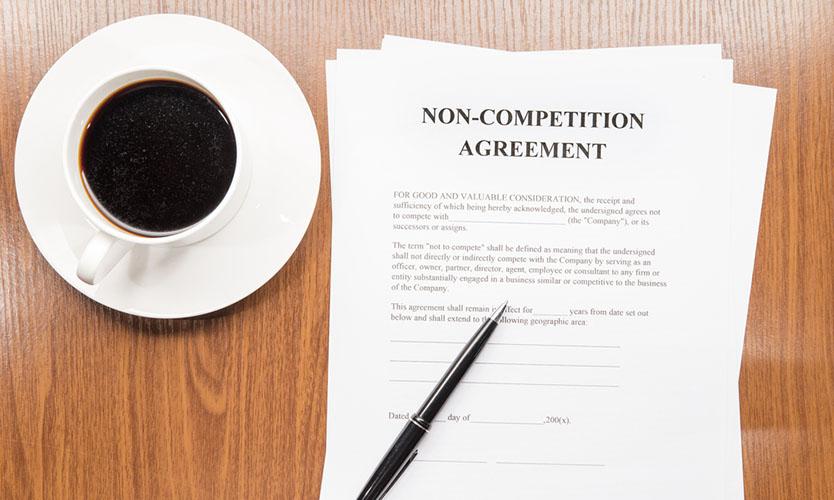 Broker Brown Brown noncompete employment agreements valid enforceable