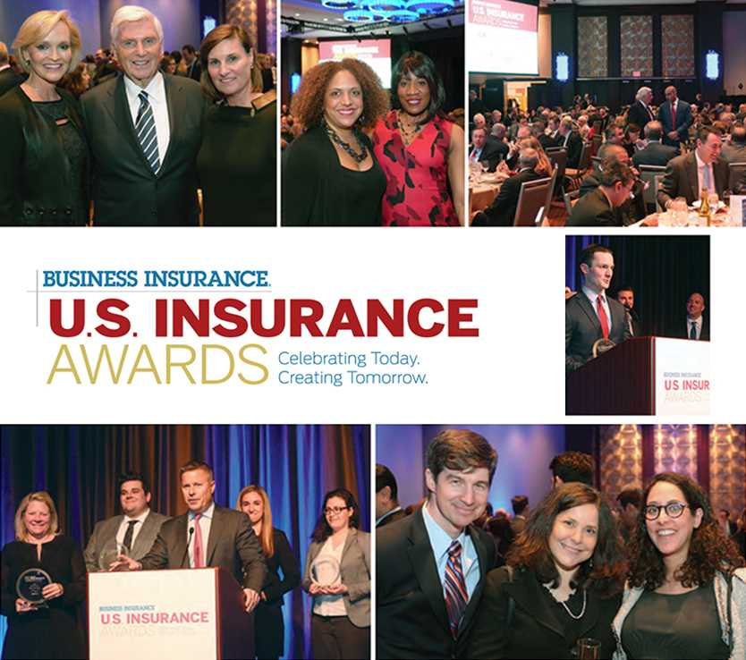 2018 <em>Business Insurance</em> US Insurance Awards