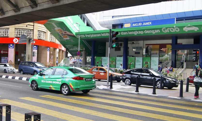 $5 billion fine urged for ride-hailing company GrabTaxi