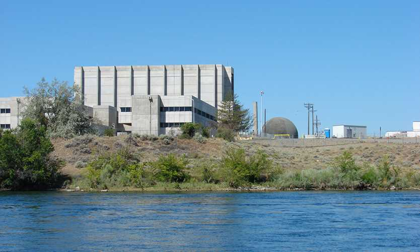 DOJ files suit over Hanford nuclear site presumption bill