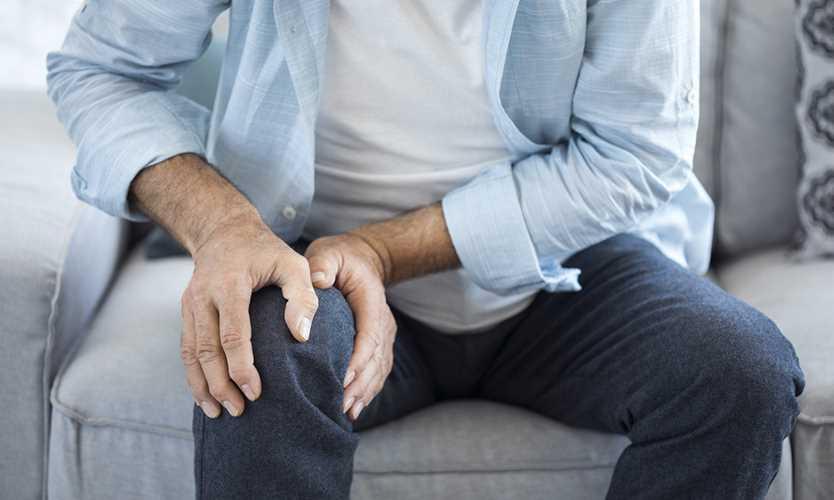 Knee injury comp