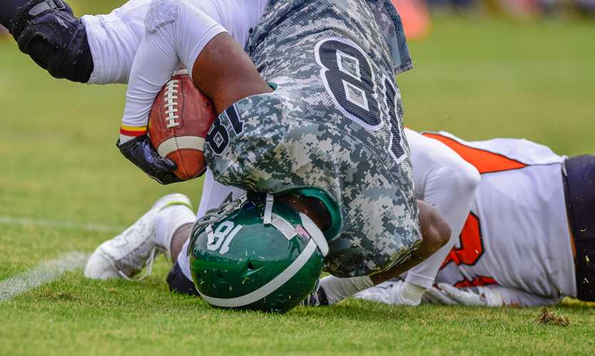 Football Programs Could Face Dearth Of Concussion Insurance