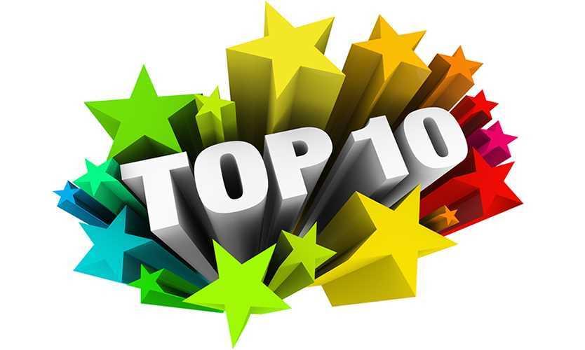 Off Beat top 10