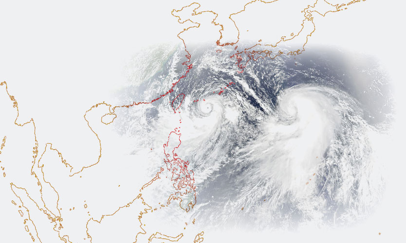 Typhoon Lekima