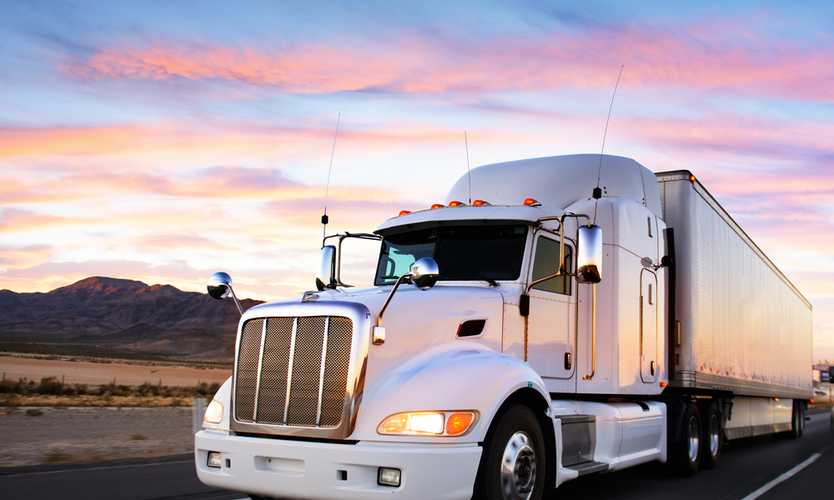 Judge temporarily exempts truckers from California gig worker law