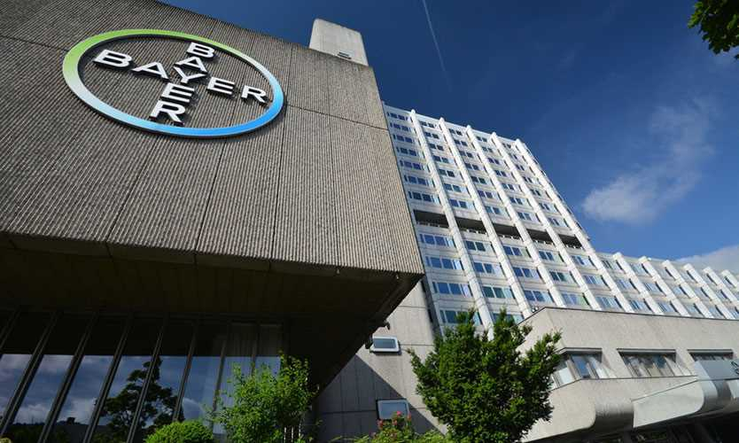 Bayer lab in Berlin