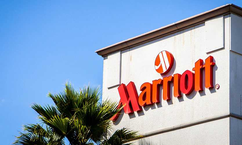 Marriott cuts estimate on size of massive Starwood hack