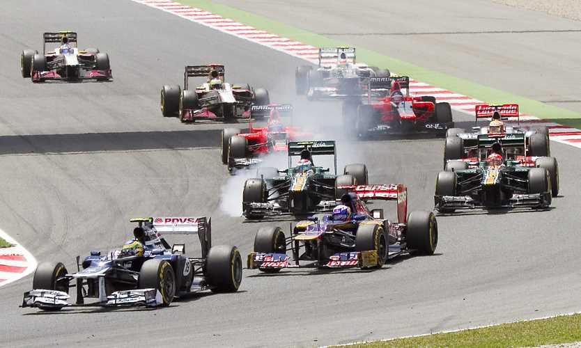 Formula One risk management strives to prevent racing deaths after tragedies
