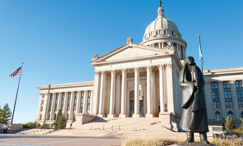 Oklahoma capital