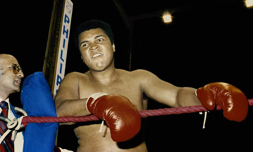 Fox knocked out in Muhammad Ali Super Bowl lawsuit