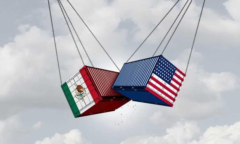USj-Mexico trade war