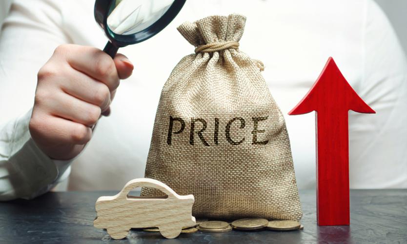 prices rise