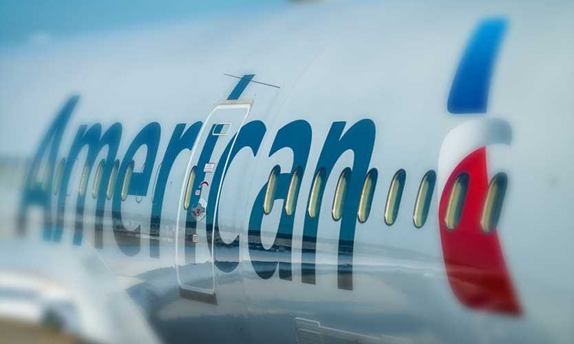American Airlines sued by family of woman who died after flight