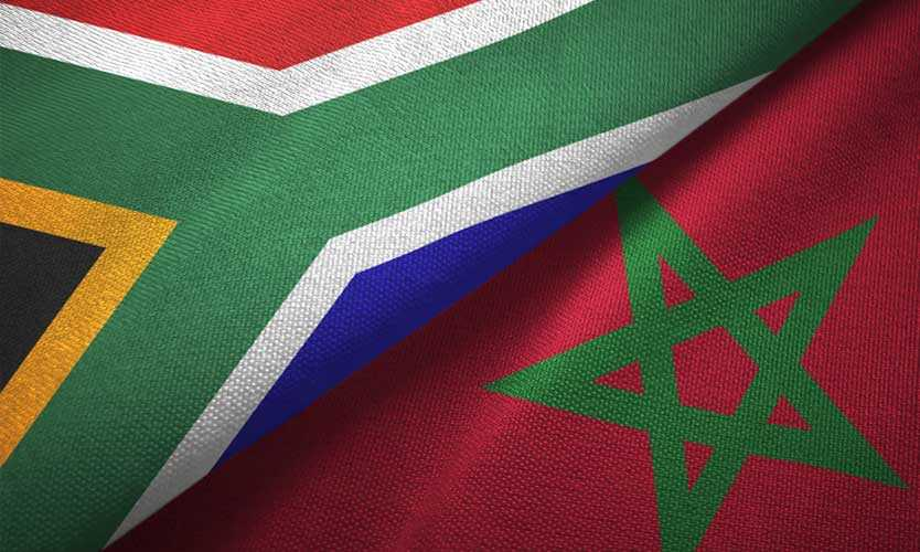 South Africa and Morocco
