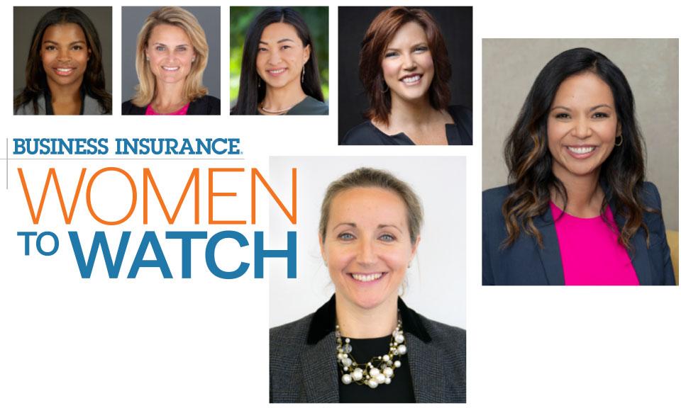 2020 Business Insurance Women to Watch